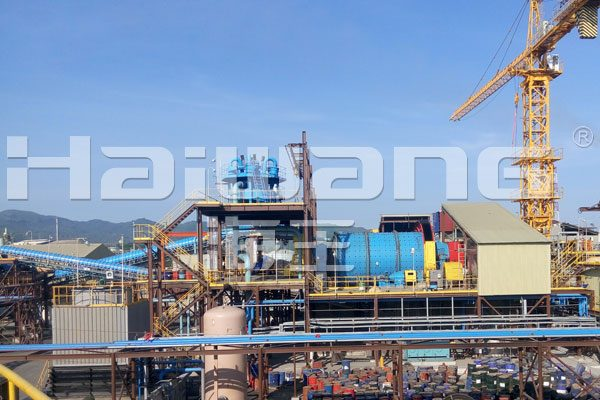 Pasar Copper Mine Project