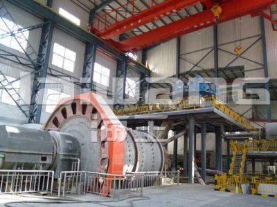 Pakrut Gold Mine Project